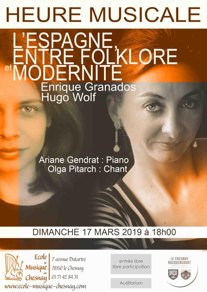 17 mars - folklore et modernité web