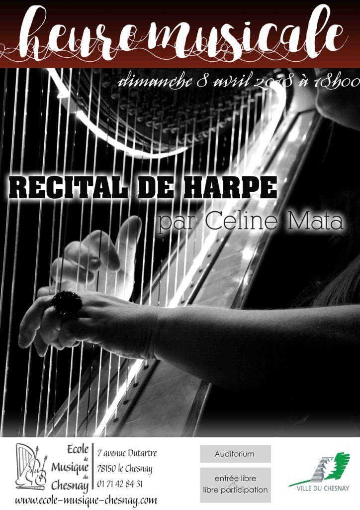 heure musicale-dimanche 8 avril (harpe) web